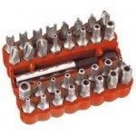 INSERTI MAGNETICI VALEX S33A SERIE 33 PEZZI 1460678