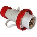 SPINA CEE M.70144 ROSSA 3P+T IP67