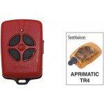 RADIOCOMANDI APRIMATIC TR4 / TM4