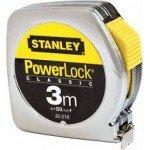 FLESSOMETRO STANLEY POWERLOCK 8M 33-198