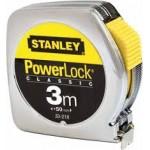 FLESSOMETRO STANLEY POWERLOCK 10M 33-442