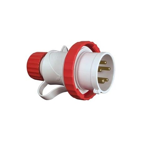 SPINA CEE M.70165 RO.3P+N+T IP67 32A