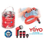 TUBO ESTENSIBILE FITT YOYO KIT 15MT
