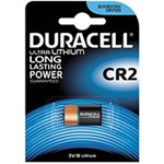 PILE DURACELL CR2 LITIO 3V PZ1