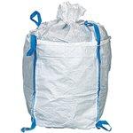 SACCHI BIG-BAG PER SABBIA MACERIE 8 MANIGLIE 90X90X120 KG.1500