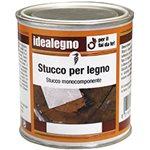 STUCCO LEGNO BORMA NOCE SCURO ML250