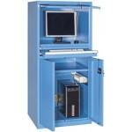 ARMADI OFFICINA METALLO PORTA COMPUTER 71,7L64P160H