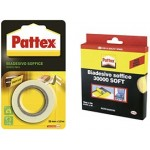 NASTRO BIADESIVO PATTEX SOFFICE 25MM 1,5MT