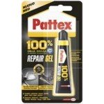 COLLA PATTEX 100% REPAIR GEL GR.20
