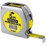 FLESSOMETRO STANLEY POWERLOCK 5M FINESTRA 33-932