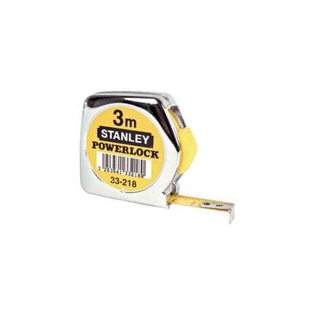 FLESSOMETRO STANLEY POWERLOCK METAL P3M MT3 33218