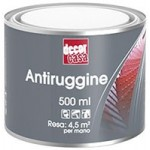 SMALTO ANTIRUGGINE BY COVEMA ML.500
