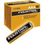 PILE DURACELL INDUSTRIAL MINIS.PZ10